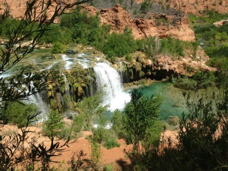 Little Navajo Falls