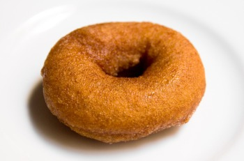 Apple cider donut as I know it